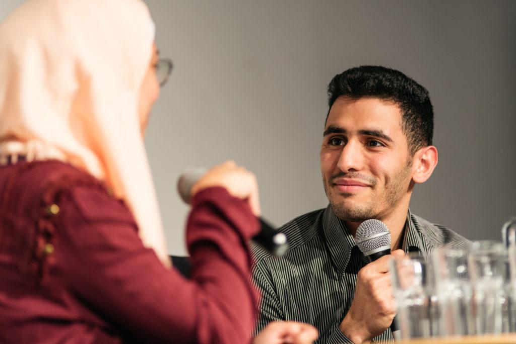 Konzert und Gespräch mit Aeham Ahmad
